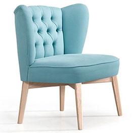 Butacas y divanes modernos y cl sicos sofassinfin for Modelos de divanes