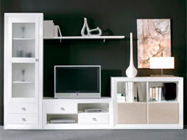 Muebles de sal n modernos y actuales sofassinfin - Muebles jimenez viso ...